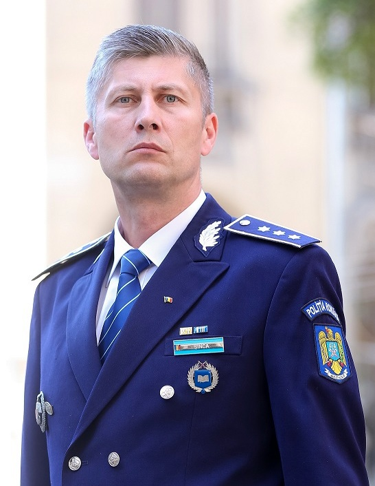 comisar Florin Sinca